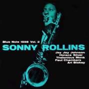Обложка альбома Sonny Rollins, Volume 2, Музыкальный Портал α