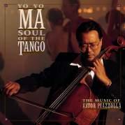 Обложка альбома Soul of the Tango: The Music of Astor Piazzolla, Музыкальный Портал α
