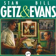 Обложка альбома Stan Getz & Bill Evans, Музыкальный Портал α
