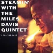 Обложка альбома Steamin' With the Miles Davis Quintet, Музыкальный Портал α