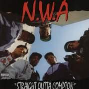 Обложка альбома Straight Outta Compton, Музыкальный Портал α