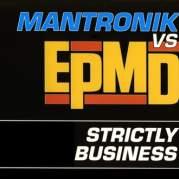 Обложка альбома Strictly Business, Музыкальный Портал α