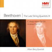 String Quartets Op.131 & Op.132, Музыкальный Портал α