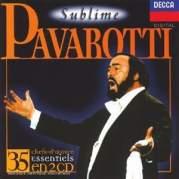 Обложка альбома Sublime Pavarotti, Музыкальный Портал α