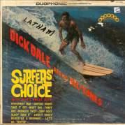 Surfer's Choice, Музыкальный Портал α