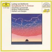 """Обложка альбома Symphonie Nr. 3 """"Eroica"""" / Overtüre """"Leonore III"""", Музыкальный Портал α"""