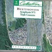 Обложка альбома Symphonie No. 5 / Triple Concerto, Музыкальный Портал α