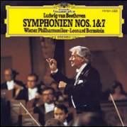 Обложка альбома Symphonie Nr. 1 & 7, Музыкальный Портал α