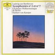 Symphonien Nos. 2, 7 (Berliner Philharmoniker feat. conductor: Herbert von Karajan), Музыкальный Портал α