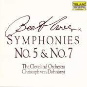 Обложка альбома Symphonies no. 5 & no. 7, Музыкальный Портал α