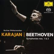 Обложка альбома Symphonies nos. 1 & 2, Музыкальный Портал α