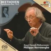 Обложка альбома Symphonies nos. 1 & 3, Музыкальный Портал α