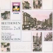 Обложка альбома Symphonies Nos. 2, 8, Музыкальный Портал α