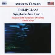 Обложка альбома Symphonies nos. 2 and 3, Музыкальный Портал α