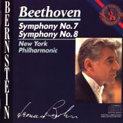 Обложка альбома Symphonies Nos. 7, 8, Музыкальный Портал α