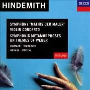 Symphony Mathis der Maler; Violin Concerto; Symphonic Metamorphoses, Музыкальный Портал α