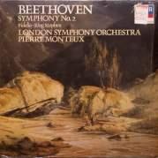 Обложка альбома Symphony No. 2 - Fidelio - King Stephen (London Symphony Orchestra feat. Conductor: Pierre Monteux), Музыкальный Портал α