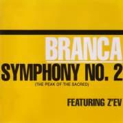 Обложка альбома Symphony No. 2: The Peak of the Sacred, Музыкальный Портал α