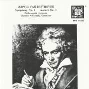 Обложка альбома Symphony No. 5 / Leonore Overture, Музыкальный Портал α