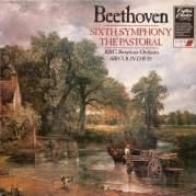 """Обложка альбома Symphony No. 6 """"Pastoral"""" (The BBC Symphony Orchestra feat. conductor: Sir Colin Davis), Музыкальный Портал α"""