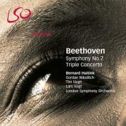 Обложка альбома Symphony no. 7 / Triple Concerto, Музыкальный Портал α