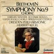 """Обложка альбома Symphony No. 9 in D minor, Op. 125 """"Choral"""", Музыкальный Портал α"""