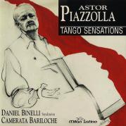 Обложка альбома Tango Sensations, Музыкальный Портал α