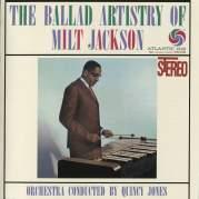 Обложка альбома The Ballad Artistry of Milt Jackson, Музыкальный Портал α