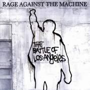 Обложка альбома The Battle of Los Angeles, Музыкальный Портал α