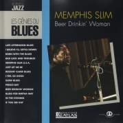 Обложка альбома The Blues Collection 13: Beer Drinkin' Woman, Музыкальный Портал α