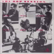 Обложка альбома The Bop Session, Музыкальный Портал α