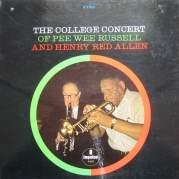 Обложка альбома The College Concert, Музыкальный Портал α