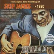 Обложка альбома The Complete Early Recordings of Skip James, Музыкальный Портал α