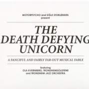 The Death Defying Unicorn, Музыкальный Портал α