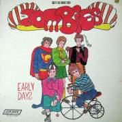 Обложка альбома The Early Days, Музыкальный Портал α