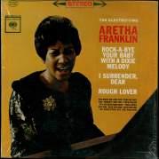 Обложка альбома The Electrifying Aretha Franklin, Музыкальный Портал α