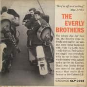 Обложка альбома The Everly Brothers, Музыкальный Портал α