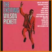 Обложка альбома The Exciting Wilson Pickett, Музыкальный Портал α