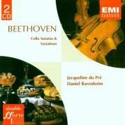 Обложка альбома The Five Cello Sonatas / Variations, Музыкальный Портал α