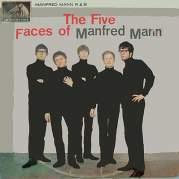 Обложка альбома The Five Faces of Manfred Mann, Музыкальный Портал α