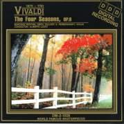 Обложка альбома The Four Seasons, op. 8, Музыкальный Портал α