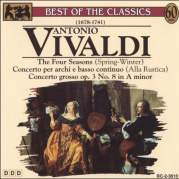 The Four Seasons (Spring-Winter) / Concerto per archi e basso continuo (Alla Rustica) / Concerto grosso op. 3 No. 8 in A Minor, Музыкальный Портал α