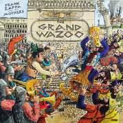 Обложка альбома The Grand Wazoo, Музыкальный Портал α