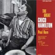 Обложка альбома The Great Chico Hamilton featuring Paul Horn, Музыкальный Портал α