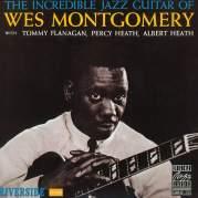 Обложка альбома The Incredible Jazz Guitar of Wes Montgomery, Музыкальный Портал α