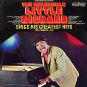 Обложка альбома The Incredible Little Richard Sings His Greatest Hits Recorded Live, Музыкальный Портал α