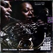Обложка альбома The Jazz Modes, Музыкальный Портал α