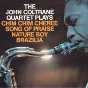 Обложка альбома The John Coltrane Quartet Plays, Музыкальный Портал α