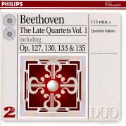 The Late String Quartets (Quartetto Italiano), Музыкальный Портал α