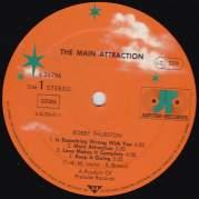Обложка альбома The Main Attraction, Музыкальный Портал α